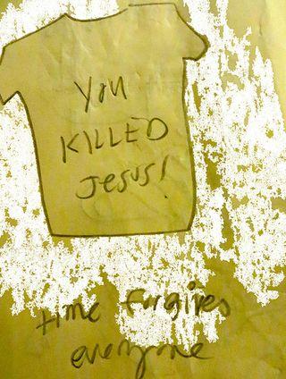 You Killed Jesus