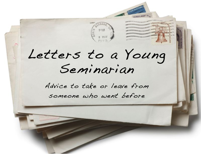 Letters to a young seminarian
